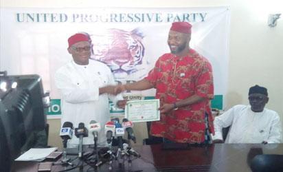 Anambra guber: Chidoka vows to restore Igbo voice in Nigeria
