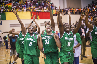 Nigeria drops on FIBA world ranking, remains Africa's best
