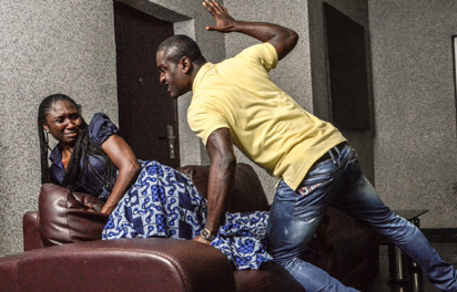 Court saves marriage threatened by wife battering