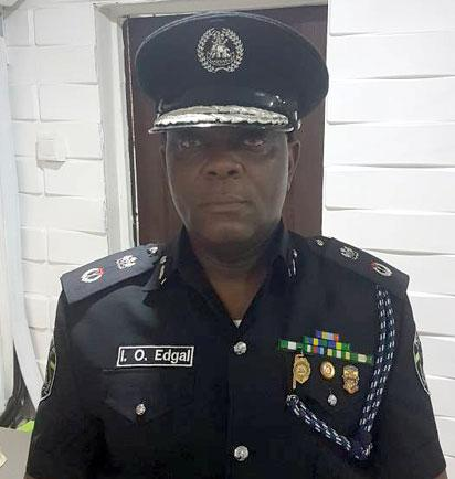 Tasks before new Lagos CP, Edgal