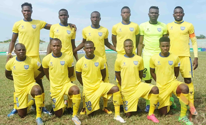 NPFL: Gombe United optimistic of escaping relegation, official