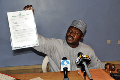 Corruption: Police declare Senator Misau wanted for forgery