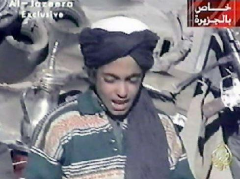 Osama Bin Laden's son, Hamza to take-over Al-Qaeda