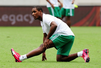 Injury rules out Ighalo from Nigeria qualifier