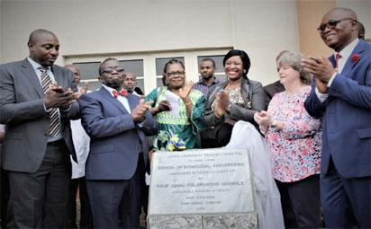 LUTH gets new diagnostic, training centres