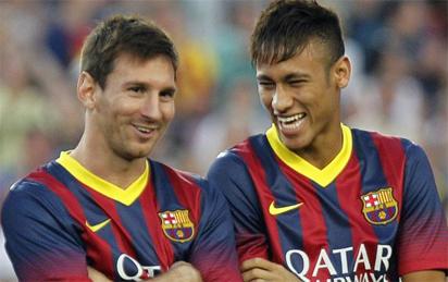 Messi, Neymar get death threats from ISIS