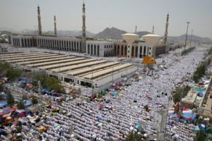 2m pilgrims arrive in Makkah to perform Hajj