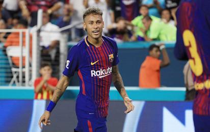 French league urges La Liga to accept Neymar payment