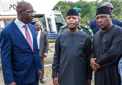 Fertilizer plant takeoff: Gov Obaseki has risen above petty politics – Igbinedion