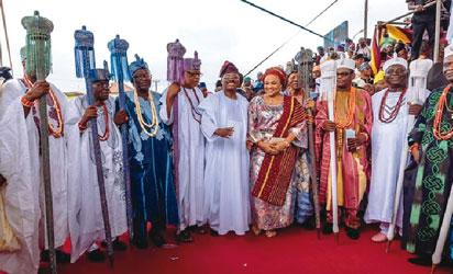 21 Ibadan Obas: It's not Ajimobi's idea, High Chiefs asked for it  – Oba Salaudeen
