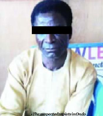 Ondo Pastor who cures spiritual attack through sexual intercourse
