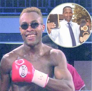 The ordeal of a boxing champion, Peter Oboh