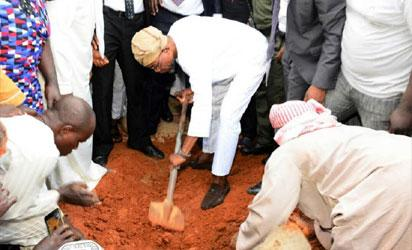 Osun Governor, Aregbesola is Bereaved