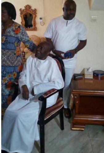 I don't have stroke –  Nzeribe