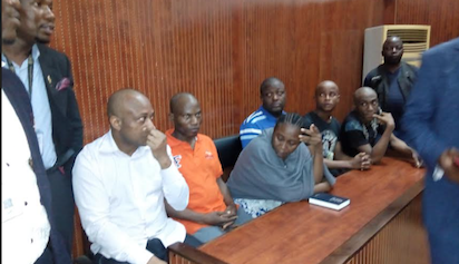 Evans makes U-turn, changes plea to `not guilty'