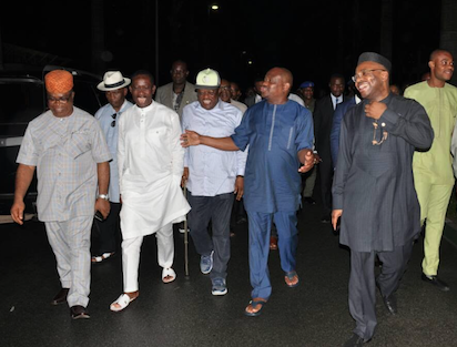 S-South, S-East govs call for location of oil, gas investments in the regions