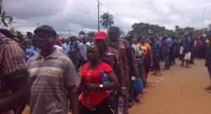 Anambra guber primaries: 19 fake delegates arrested as APC commences accreditation