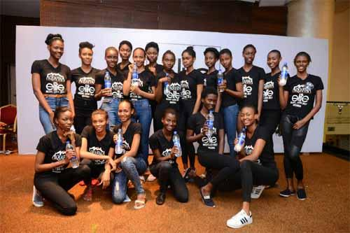 Aquafina Elite Model Look Nigeria 2017 Kicks Off Search For New Modelling Talent
