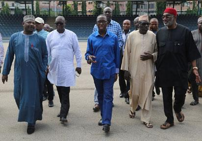 Over 3000 delegates to PDP non-elective convention