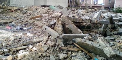 Building Collapse: NSE, NIA urge Imo Govt. to enforce standard