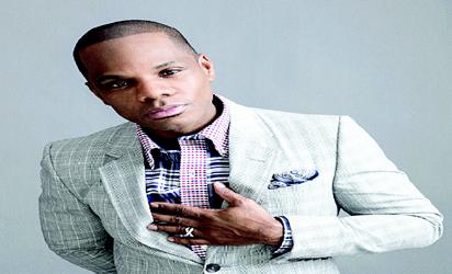 I am a Nigerian, says Kirk Franklin