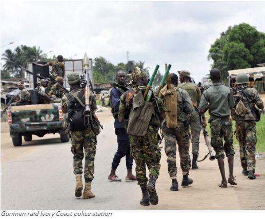 Gunmen kill 15 in Rivers community