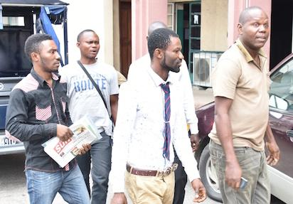 Hotel owner, workers arraigned for aiding homosexuality