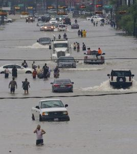 Photos: Houston flood like Lagos flood