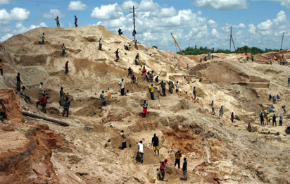 MAN hails FG over arrest of illegal miners in Plateau