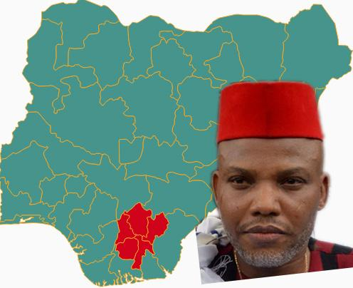 Nnamdi Kanu not in custody of Military, DHQ tells IPOB