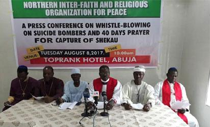Group canvasses re-invigoration of whistle-blowing policy against Boko Haram, Shekau