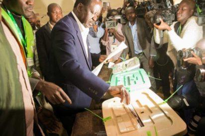 Kenya election: We are anxious – Obasanjo