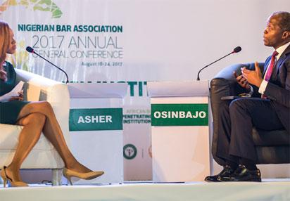 Critical issues: We need to get out of government ownership of most businesses to private involvement –  Osinbajo
