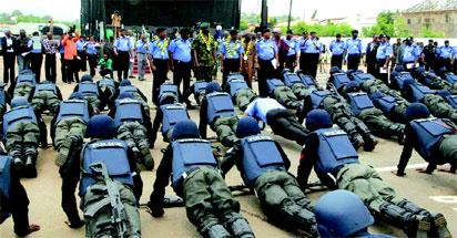 PSC approves promotion of 6,455 senior police officers