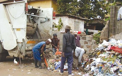 Lagos: Long history of unenviable romance with refuse