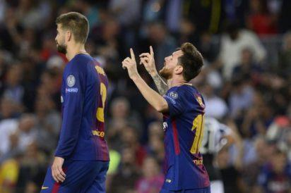 Proud Pique a lightning rod in Catalonia chaos