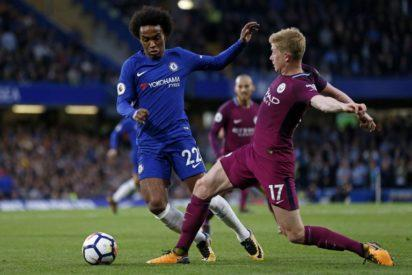 Guardiola hails 'important' win as City down Chelsea