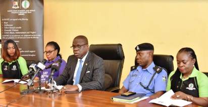 Domestic violence:  Lagos set to launch short code to report cases
