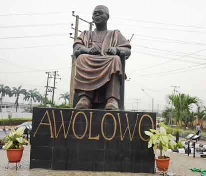Lagos and the 'resurrected Awo'
