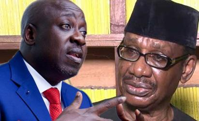 'Weak, incompetent party': Presidency mum as APC fires back at Sagay