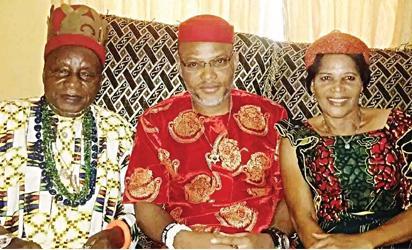 IPOB: I won't dethrone Nnamdi Kanu's father – Ikpeazu
