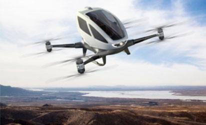 $90m 5-passenger flying taxi to replace planes?
