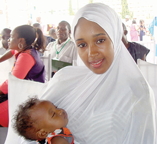 Beautiful people of Nigeria on display at AFAC 2017