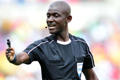 CAS throws out ref Lamptey's appeal