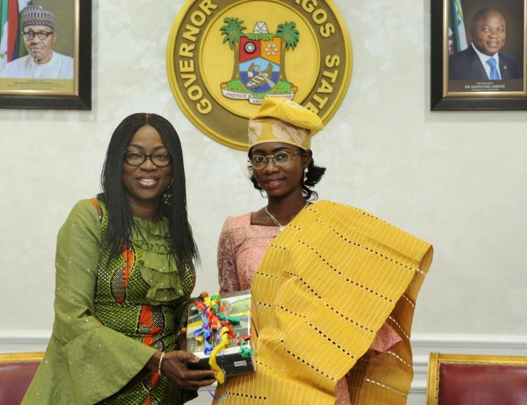 Lagos will produce first female governor some day- Ambode