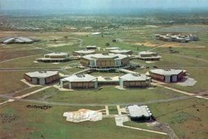 Lagos Trade Fair complex