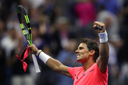 We're not 20 years old any more says Nadal