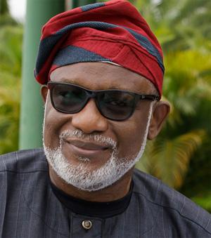 Akeredolu flags off N15bn Industrial Park, Ore fly-over