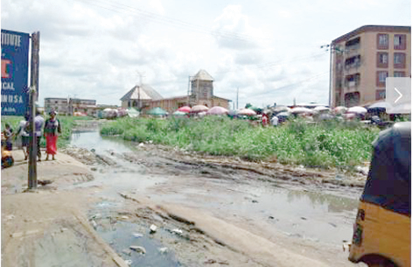 Business owners cry to Ikpeazu over deplorable state of P-Harcourt road