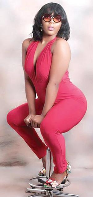Fashion stylist Chidinma Pearl spends millions on butt lift surgery